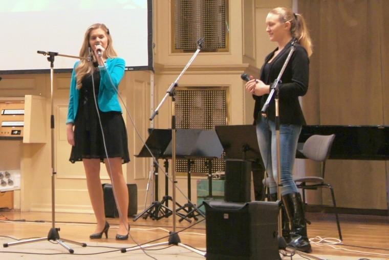 internet populární zpěv
