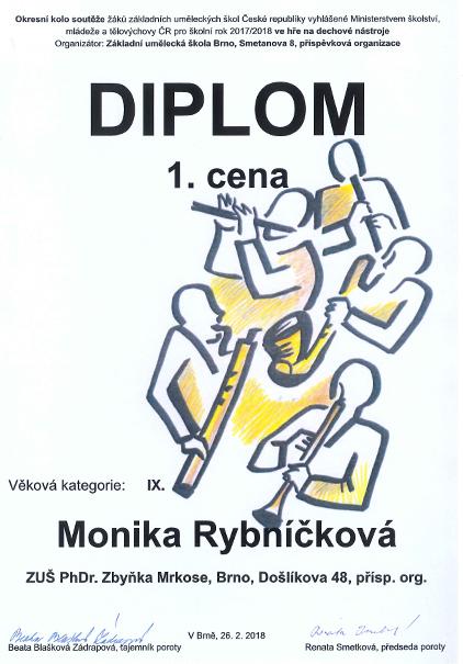 M. Rybníčková 1